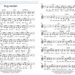 Einleger Songbook Klug werden