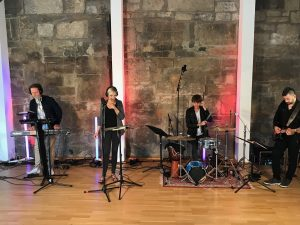 Kirche und Popmusik - Freitöne Stick Aufnahmen der Popkantor Band